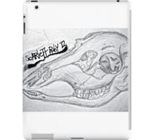Doe Skull iPad Case/Skin