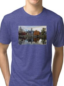 Reflecting On The Past Tri-blend T-Shirt