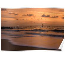 Southwold Sunrise Poster