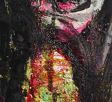 Face, Bernard Lacoque-17 by ArtLacoque