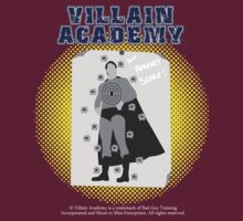 Villain Academy by Octochimp Designs