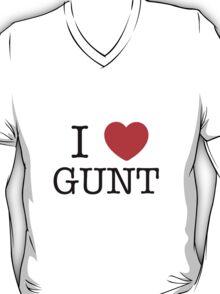 I <3 GUNT T-Shirt