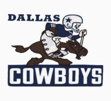 Dallas Cowboys logo 4 One Piece - Long Sleeve