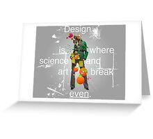Design. Greeting Card