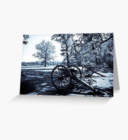 Shiloh Civil War Battlefield Greeting Card