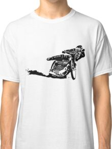 Speedway Motorcycle Racing Classic T-Shirt