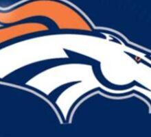 Denver Broncos logo 6 Sticker