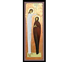 The Annunciation to the Blessed Virgin Mary Photographic Print