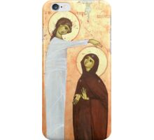 The Annunciation to the Blessed Virgin Mary iPhone Case/Skin