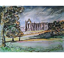 'Bolton Abbey, Wharfedale' Photographic Print