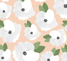 Classic Floral Pattern by allysonjohnson