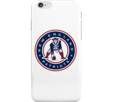 New England Patriots logo 4 iPhone Case/Skin