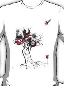 Industrialised Tree T-Shirt