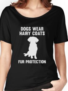 Fur Protection Women's Relaxed Fit T-Shirt
