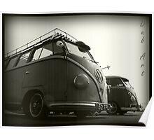 VW Type 2 Poster