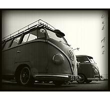 VW Type 2 Photographic Print