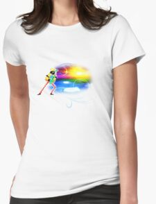 One Piece - Brook Womens Fitted T-Shirt