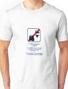 Vietato Unisex T-Shirt