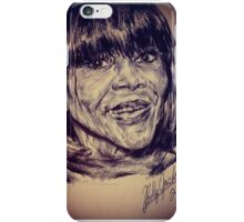 CICLEY TYSON iPhone Case/Skin