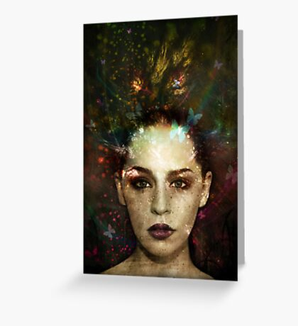 The Beauty Within Greeting Card