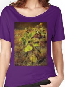 Time is the Enemy (Art & Poetry) Women's Relaxed Fit T-Shirt