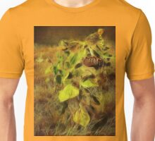 Time is the Enemy (Art & Poetry) Unisex T-Shirt