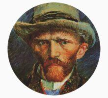 Van Gogh Self Portrait 2/5 by supercena