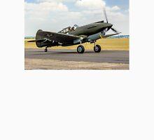 Curtiss P-40B 41-13297 G-CDWH Taxying Unisex T-Shirt
