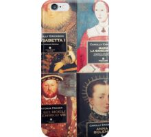 history books of England iPhone Case/Skin