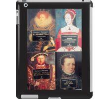 history books of England iPad Case/Skin