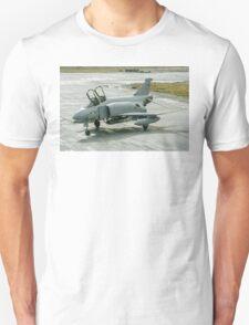 McDonnell F-4M Phantom FGR.2 XV464/U at RAF Stanley FI T-Shirt