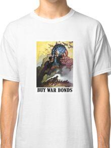 Uncle Sam - Buy War Bonds  Classic T-Shirt