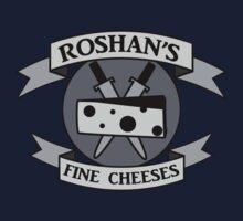 Roshan's Fine Cheeses by CastleDownpour