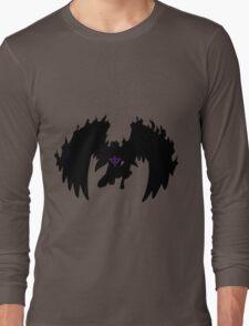 one piece whitebeard marco Phoenix anime manga shirt Long Sleeve T-Shirt