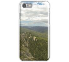 Cathar Castle View iPhone Case/Skin