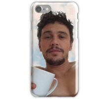 Good Mornin' Franco iPhone Case/Skin
