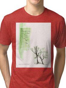 Rumi- Spring Tri-blend T-Shirt
