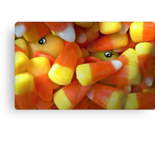 Sheep in the Meadow, Ducks in the Corn Canvas Print