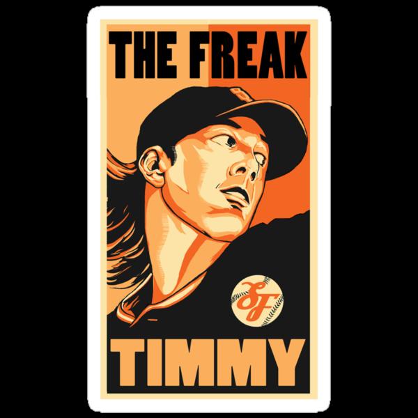 TIMMY: THE FREAK by kagcaoili