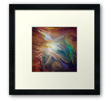 Webb Nebula Framed Print