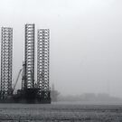 Industry in Grey by Mark Theriault