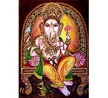 Lord Ganesha Photographic Print