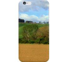 Tuscany landscapes  iPhone Case/Skin