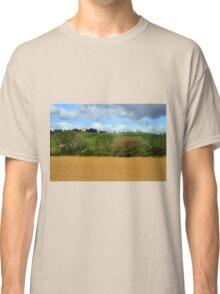 Tuscany landscapes  Classic T-Shirt