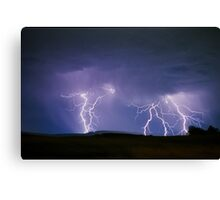 Nature's Awesome Beauty Canvas Print