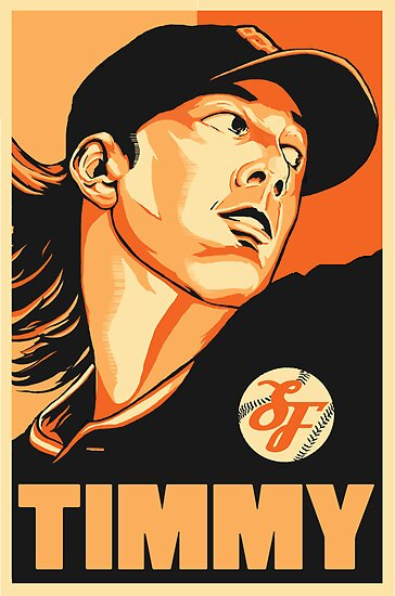 Tim Lincecum  by kagcaoili