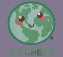 BE GREEN Kids Clothes