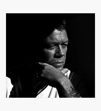 Tony Bishop Photographic Print