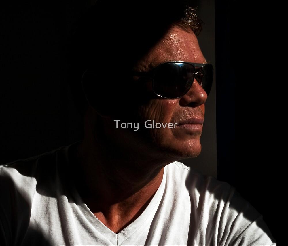 Tony Bishop by Tony  Glover