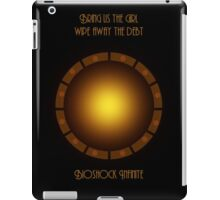 Bioshock infinite eye-bird iPad Case/Skin